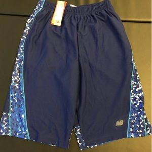 New new balance athletic shorts